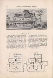 67 best architecture images on pinterest house floor plans keith s architectural studies no 8 vintage house plansvictorian