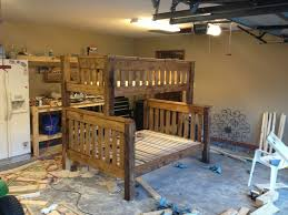 Building Plans For Twin Over Full Bunk Beds With Stairs by Plans For Bunk Beds Twin Over Full Techethe Com