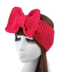 crochet headbands women winter woolen braided crochet elastic headbands headband