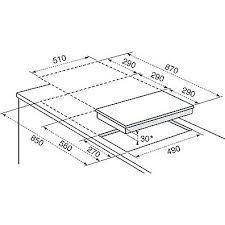 dimensioni piano cottura 5 fuochi dimensioni piano cottura pqx 320v rex piano cottura da 30 cm 2