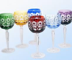 bicchieri boemia ceco bicchieri di cristallo di bohemia bicchiere di vino