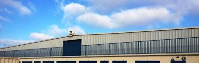 used steel buildings california