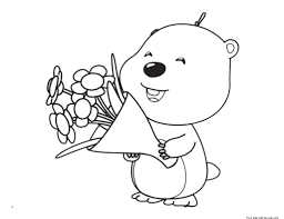 printable pororo the little penguin loopy coloring pages for