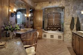 luxury stone showers interior design