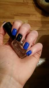 police nail art blue lives matter police nail designs back the