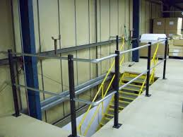 Handrailing Handrail Systems By Ipm Fittings Ltd