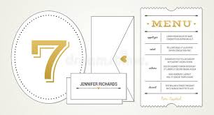 free table number templates wedding invitation pt 3 template menu table number name place