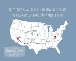 Etsy World Map by Long Distance Boyfriend Gift Personalized Husband Gift Fiance