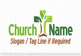 tree in cross logo