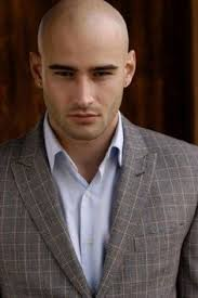 que the rapper hairstyle 13 reasons bald men are sexy bald man perfectly clear and guy