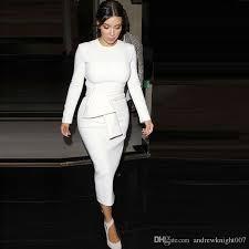 white bodycon dress 2018 white bodycon dress sleeve o neck maxi