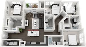 floor plans at one ten student living