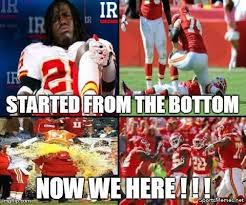 Chiefs Memes - chiefs worst to first meme