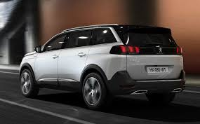 used peugeot suv 2017 peugeot 5008 joins the suv crowd