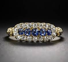 antique diamond rings images Antique engagement rings buying guide international gem society jpg