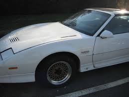 43100 1989 Pontiac Trans Am 20th Anniversary Indy Pace Car 3 8 Turbo