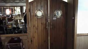 Kitchen Saloon Doors 2 Sets Swinging Doors Lauro Auctioneers U0026 Restaurant Equipment