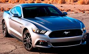 All Black 2013 Mustang 2015 Ford Mustang Gt In Silver Nearly 50 All New Images