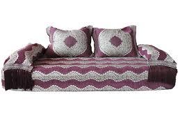 tissu canapé marocain concept nos kits de tissu pour salons marocains traditionnels