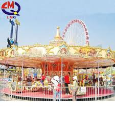 theme park portable small merry go carousel for sale buy
