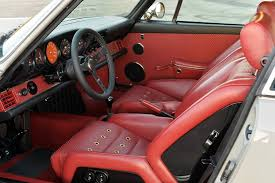 Classic Car Interior Restoration How You Can Buy A Classic Car That Is U0027brand New U0027