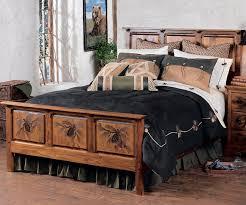 carved pinecone bedroom furniture