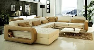 Designer Sofas For Living Room 2015 Lastest Design U Shape Leather Sofa Living Room Sofa Sofa