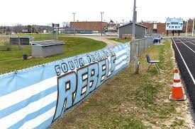 Vermont travelers rest high school images Rebels 39 yell protests build over south burlington 39 s mascot change jpg