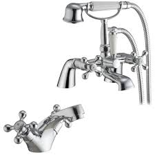 antique look viscount chrome bathroom bath shower mixer basin antique look viscount chrome bathroom bath shower mixer