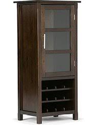 amazon com cabinet wine racks u0026 cabinets storage