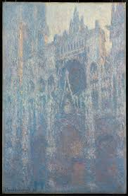file claude monet french the portal of rouen cathedral in