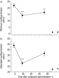 bronchoscopic administration of bovine natural surfactant in ards