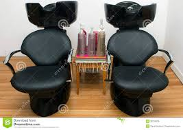 hair salon sinks and chairs royalty free stock photo image 30210035