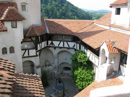 Bran Castle Interior Transylvania