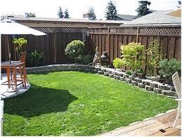 Shady Backyard Landscaping Ideas Backyards Gorgeous Landscaping A Small Backyard Landscaping