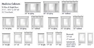 36 high medicine cabinet stylish 36 medicine cabinet within american pride cabinets m24 30 48