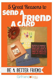 five great reasons to send a card advice on snail