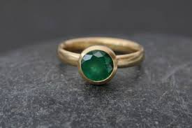 gold emerald engagement rings 24 gorgeous emerald engagement rings for the alternative