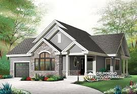 new house plans house plan of the week new look for an old favourite drummond