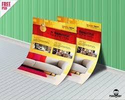 free event poster templates download interior design flyer free psd psddaddy com