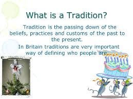 holidays and traditions ppt