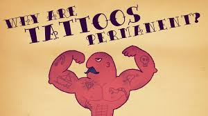 what makes tattoos permanent claudia aguirre youtube