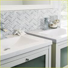 peel and stick backsplash over existing tile awesome smart tiles