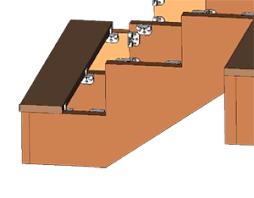 invisi fast hidden deck fastener
