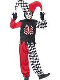 Clowns Halloween Costumes Scary Clown Costume Evil Boys Halloween Idea Kids
