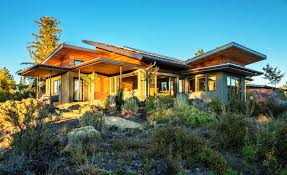Dream Home by Oregon Couple Spends Years Building Their Net Zero U0027extreme Green