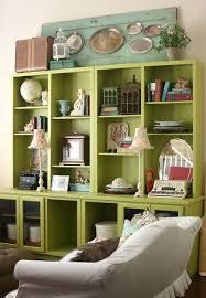 Green Bookcase 96 Best Shelf Styling Images On Pinterest Bookshelf Ideas