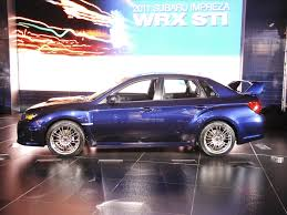 subaru sti 2011 2011 subaru impreza wrx sti best cars news