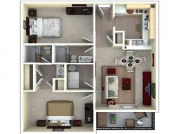 extraordinary small studio apartment combining many functional