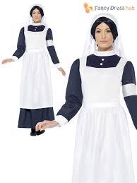 size 8 22 ladies world war 1 one nurse fancy dress florence